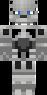 Endoskeleton Nova Skin