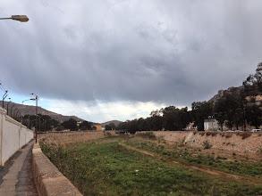 Photo: Pues parece que llueve.
