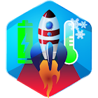 iCleaner : Cache & Memory Cleaner & Battery Saver icon