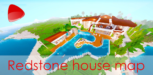New Redstone Maps For Minecraft Pe Apps Bei Google Play - Minecraft redstone hauser bauen