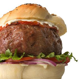 Bull-Market Burger.