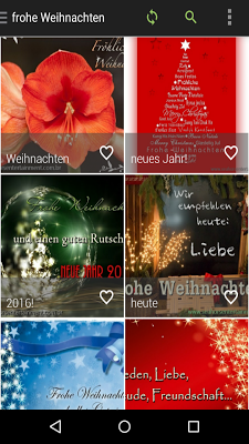 Frohe Weihnachten - screenshot