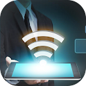 wps connect wifi cracker prank icon