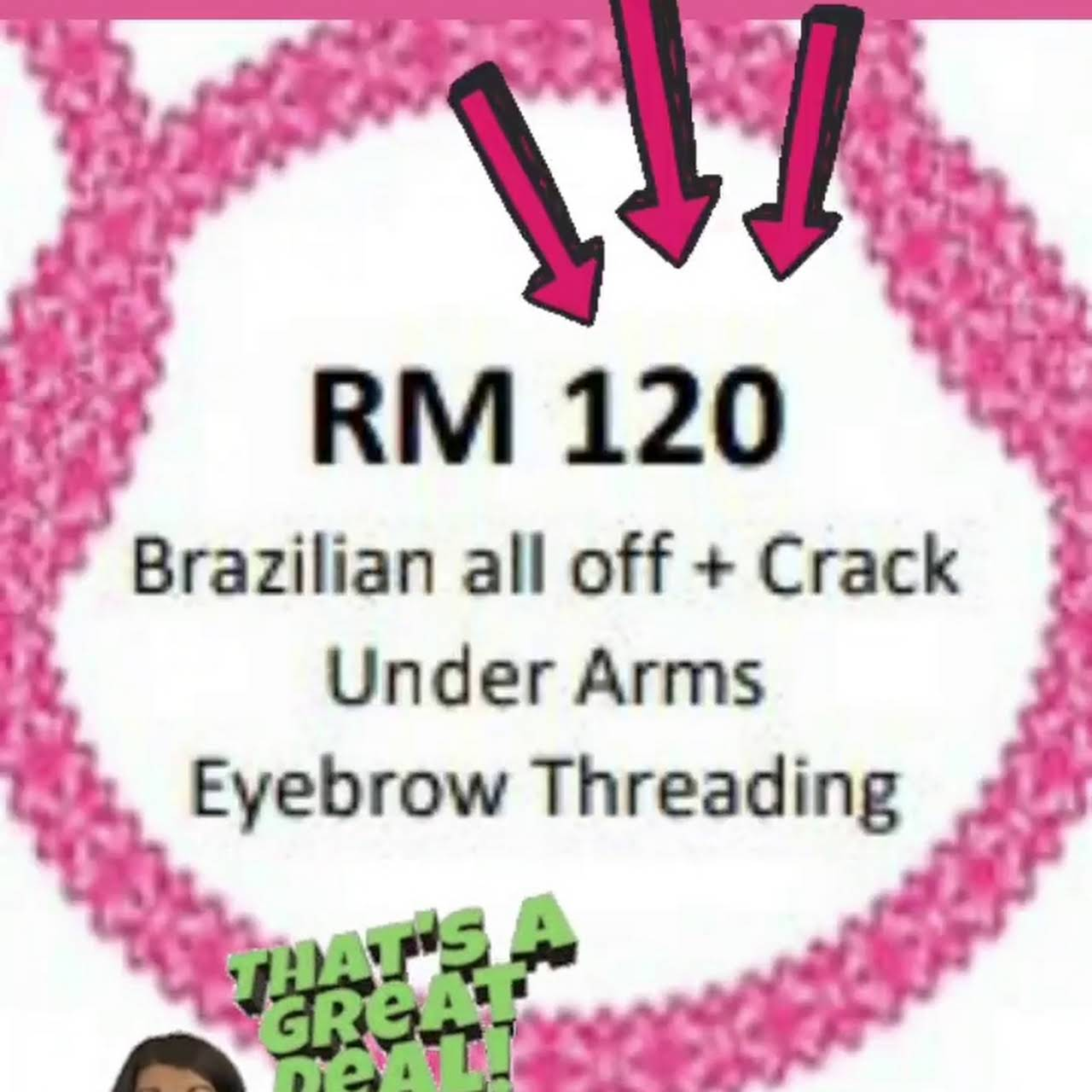 Bee Waxing Studio (Subang Square SS15/4G) - We provide our
