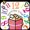 かんたん♪ディズニー待ち時間アプリ icon