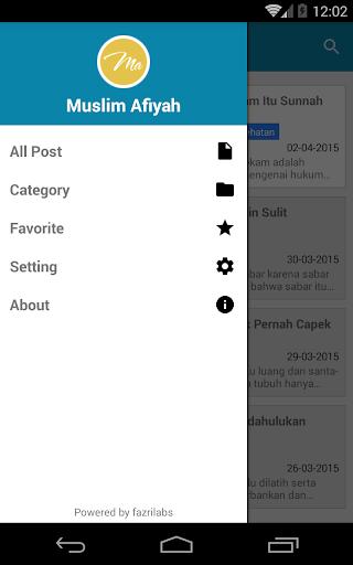 Muslim Afiyah