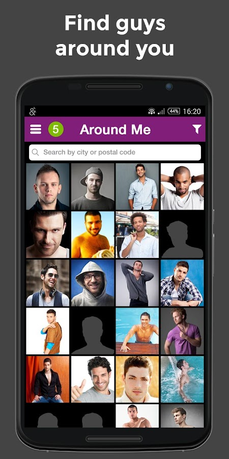 Gayvox - Gay Lesbian Bi Dating- screenshot