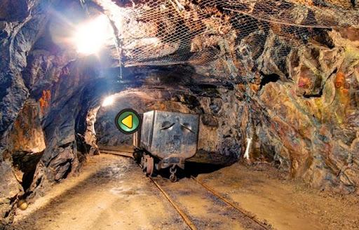 Escape Games Mining Tunnel