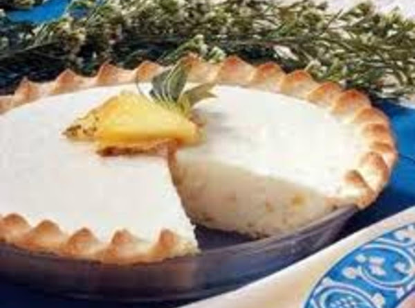 Jack Frost Holiday Pie Recipe