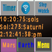 Interplanetary Clock