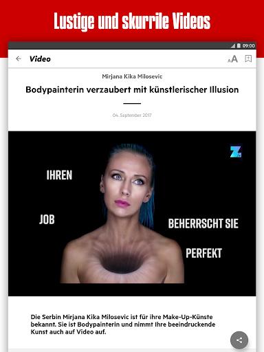 stern - Aktuelle Nachrichten 7.1.70 screenshots 13
