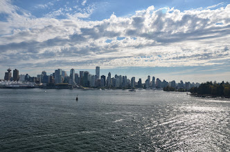 Photo: Vancouver views - from the ship