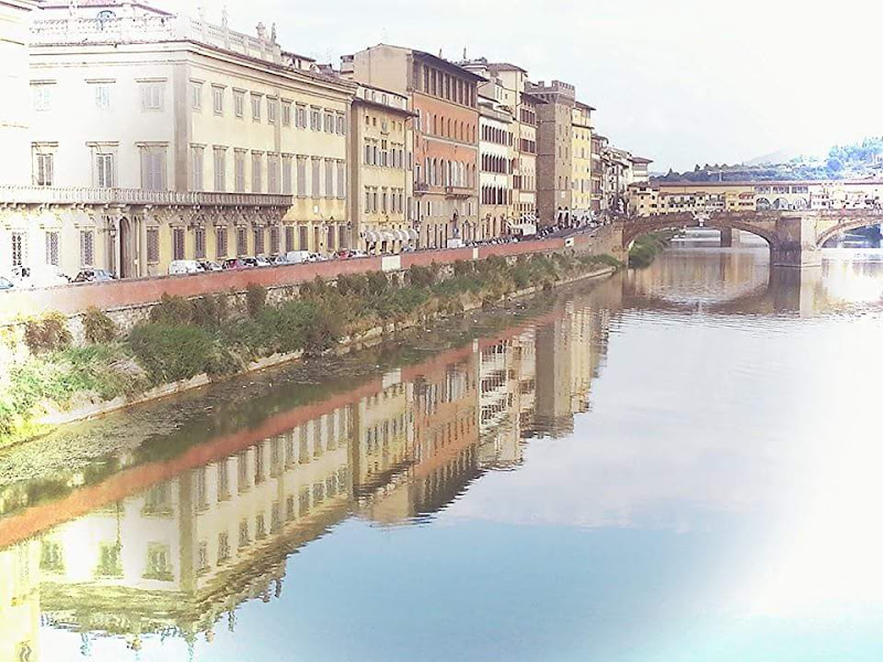 riflessi di Firenze di francyb1987