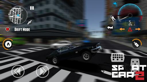 Sport Car : Pro parking - Drive simulator 2019  screenshots 8