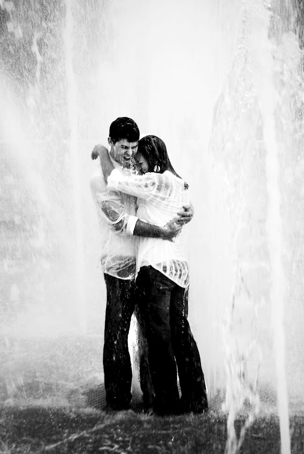 by Bobbie Clark - People Couples