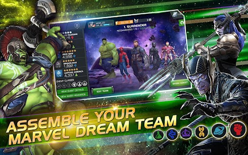 MARVEL Contest of Champions MOD 18.0.0 (Many Damage) Apk 4