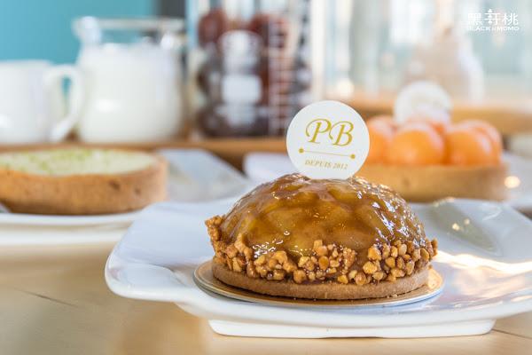 甜點實驗室 Pause Bonheur‧鐵工廠變身繽紛甜點樂園