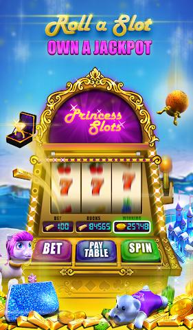 android Princess Coin Palace Screenshot 3