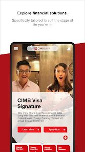 CIMB First SG - náhled