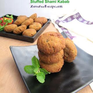 Stuffed Shami Kabab