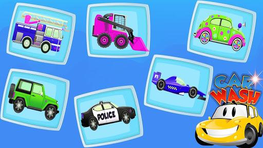 Code Triche Lavage de voiture pour enfants apk mod screenshots 4