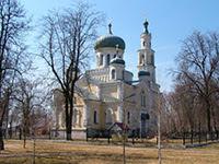 Казанская церковь Семеновка