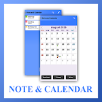 Simple Note Calendar List Reminder - Easy and Best 1.7.0