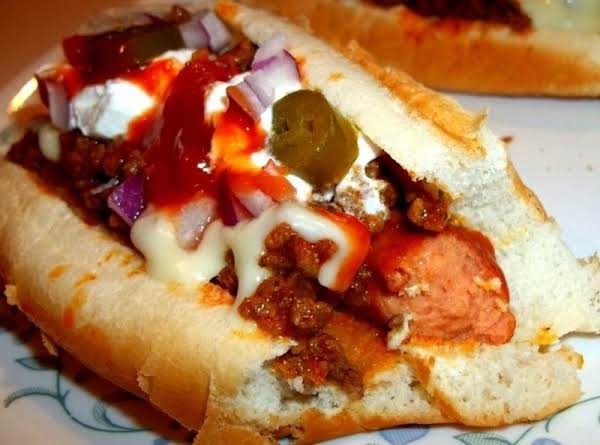 Cassie's Taco Dog Recipe