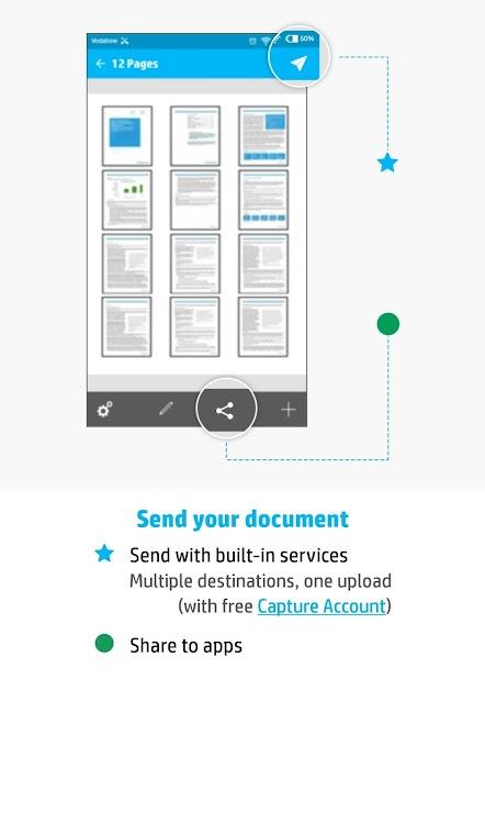 HP JetAdvantage Capture – (Android Εφαρμογές) — AppAgg