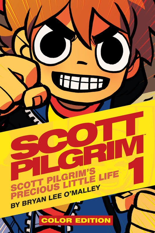Scott Pilgrim Color Edition (2012) - complete