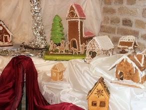Photo: Wystawa świątecznych pierników (prace dzieci) w podziemiach bazyliki w Esztergomie (28)