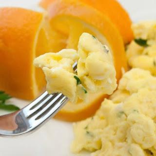 Oven-Perfect Creamy Scrambled Eggs