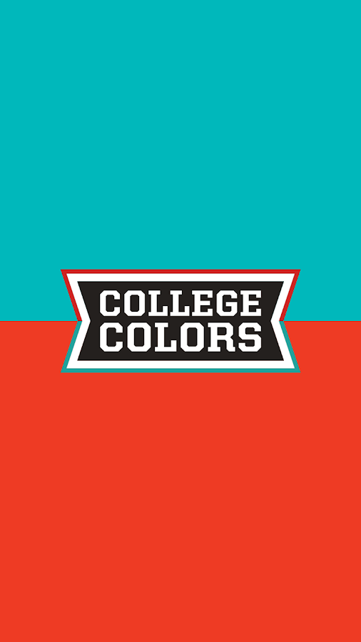 College Colors- screenshot