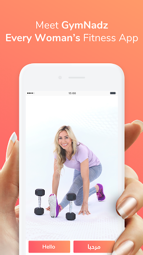 GymNadz - Women's Fitness App 2.0.95 screenshots 1