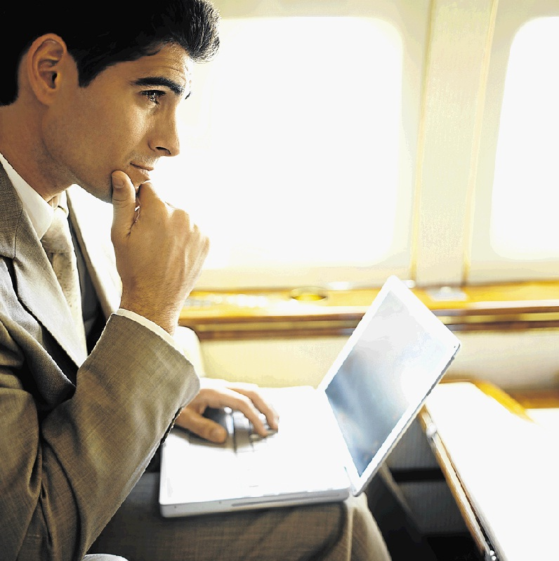 Business travel. Picture: THINKSTOCK