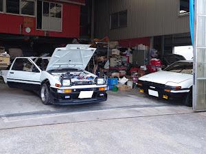 スプリンタートレノ AE86 昭和59年式GT-APEXのカスタム事例画像 おしーんさんの2020年11月25日15:40の投稿