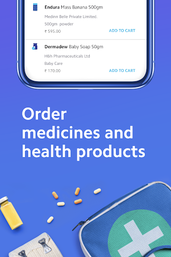 Practo - Consult Doctors Online & Book Appointment screenshot 4