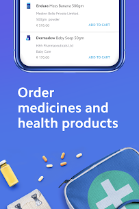 Practo – Book Doctor Appointments & Consult Online App Latest Version Download For Android and iPhone 4