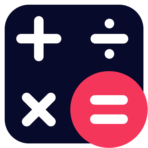 Top Speed Calculator – Solve Math by Camera Icon