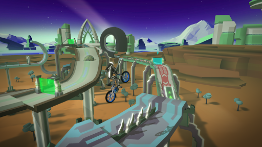 Gravity Rider Zero apkdebit screenshots 15
