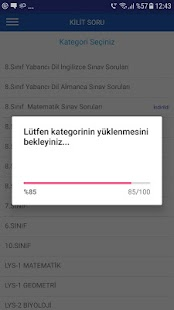 Kilit Soru Screenshot