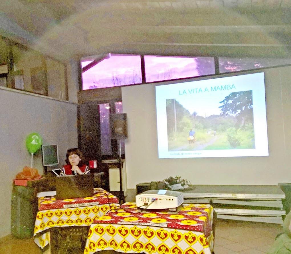Festa del ringraziamento Mamba Tumaini