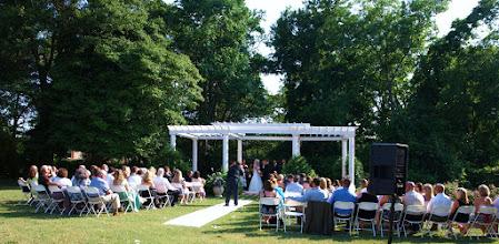 Photo: Augusta Manor Wedding Officiant, Marriage Minister, Notary, Justice Peace - Brenda Owen - http://www.WeddingWoman.net