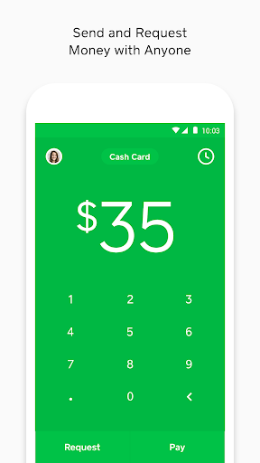 Screenshot for Cash App in United States Play Store