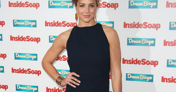 Gemma Atkinson piles on weight on Strictly Come Dancing
