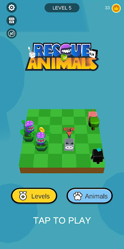 Rescue Animals 3D screenshots 1