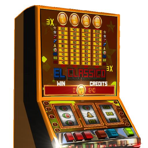 el clasico slot machine