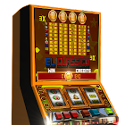 el clasico slot machine icon
