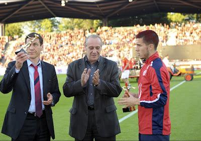 """Trainer die Hazard nog onder zijn hoede had bij Lille: """"Hij trainde niet graag zonder bal, maar zelfs zonder bal wou hij altijd de beste zijn"""""""
