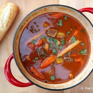 Vietnamese Beef Stew (Bò Kho).